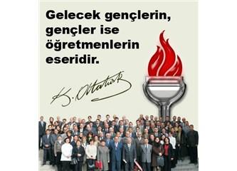 Gelecek Gençlerin, Gençler ise Öğretmenlerin Eseridir - Kemal Atatürk