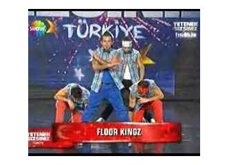 İşte yetenek onlar: Floor Kingz ile dansı damarlarımda hissetmek …