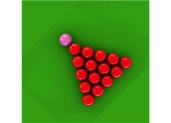 Snooker canlı yayınında alkışlanacak bir yayımcılık anı