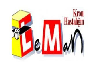 LeVan özel sayısı çıkaran, gelirini de depremzedelere bağışlayan Leman'a teşekkür ederim