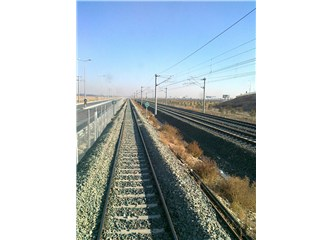 Konya'ya trenle yolculuk