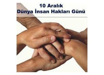 İnsan hakları ve İnsanlık …
