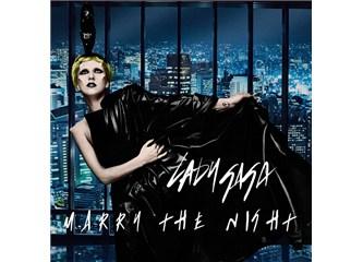 "Bir Lady Gaga klasiği: ""Marry The Night"""