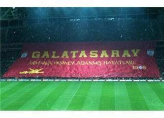 Galatasaray Armaya adanmış Hayatları gösterdi....