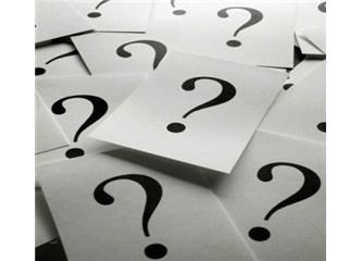 Sorularınıza kısa cevaplar