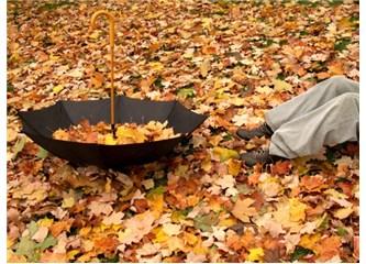 Kuru yapraklar ve Ben