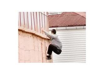 Okuldan kaçmak…