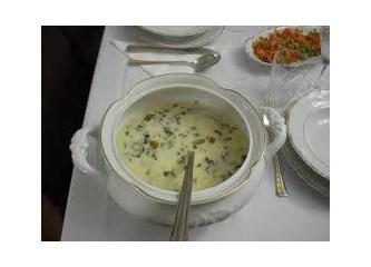Erzurum'un Ayran Çorbası