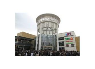 Kayseri'nin en büyük alışveriş merkezi Forum Kayseri açıldı....