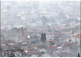Antalya zehirleniyor