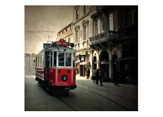 İstanbul'um..
