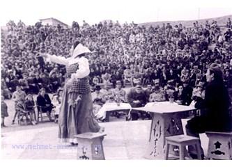 Hasanoğlan Köy Enstitüsü Açıkhava Tiyatrosu