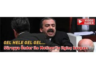 Paşalar devrinin sonu ve Sırrı Süreyya Önder!