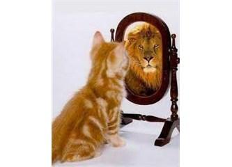 Aynanın sırlı yüzü