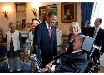 Dahi fizikçi Stephen Hawking dünyanın sonunu açıklamış ama!