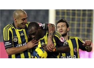 """Fenerbahçe, karşısında 'kıtlama şeker"""" gibi bir takım buldu!"""