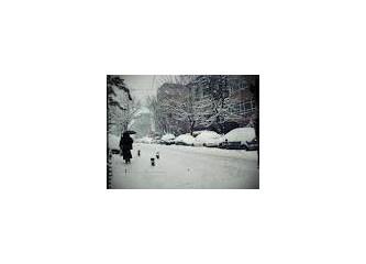 Ankara'ya öyle yakışırdı ki kar