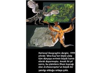 Evrimi çökerten deliller 8  – Archaeopteryx iddiası nasıl çürütüldü