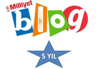 Milliyet Blog ve geçen 5 yıl..