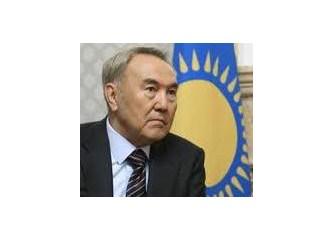 Kazak Devletbaşkanı Nazarbayev'in Bahar endişesi