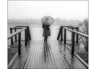Yağmur altında istanbul(um) ve sen..