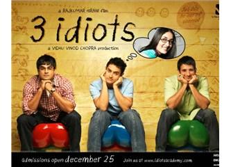 Hint sinemasında zirve: 3 idiots