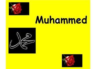 Hz. Muhammed'in Kur'an'daki isim ve sıfatları