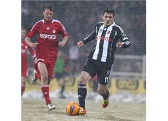 """""""Yeter"""" Carlos (Sivas 1-1 Beşiktaş)"""