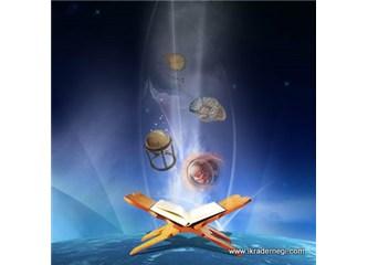 Kur'an bilgi kitabıdır