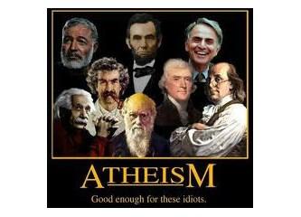 Ateizm inanç mıdır?