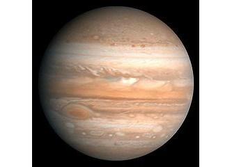Jüpiterin karanlık yüzü