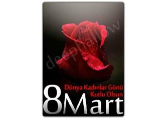 8 Mart Dünya Kadınlar Gününe Hoşgeldiniz