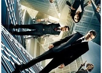 Matrix, Truman Show ve Inception filmleriyle insanlara ne anlatılmak istendi?