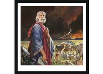 Tevrat'ta Nuh tufanı nasıl anlatılıyor?
