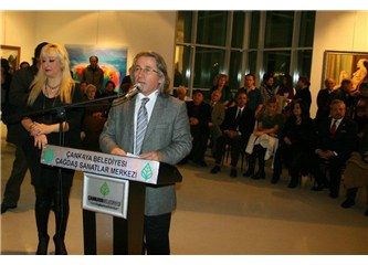 BRHD Birleşmiş Ressamlar ve Heykeltraşlar Derneği'nin 42. Yıl Sergisi Görkemli Açıldı.