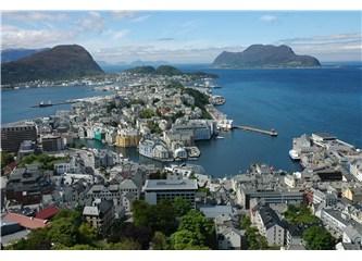 O çok huzurlu İskandinav Ülkeleri