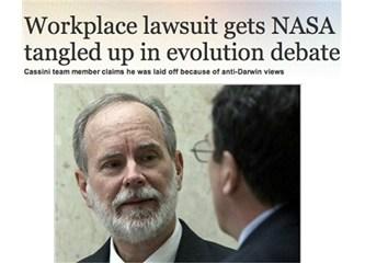 David Coppedge isimli bilim adamı evrimi reddettiği için NASA'dan atıldı!