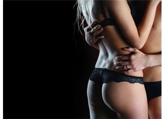 Kadınlar sevişir erkekler seks yapar