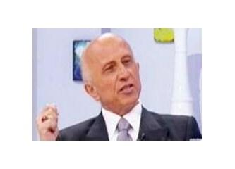 """Gerçek bir yiğit adam, bir  Kur'an mücahidi, Yaşar Nuri Öztürk """"hasta"""""""