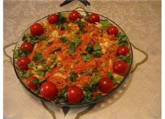 Kısır(İnce bulgur salatası)