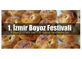 1. İzmir Boyoz Festivali