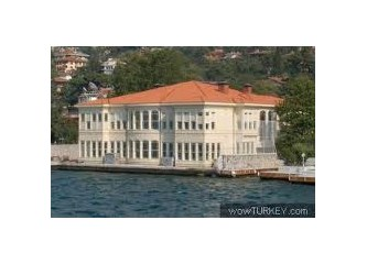 İstanbul'un en güzel yalısı
