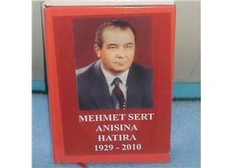 Mehmet Sert'in mevlütündeydim.
