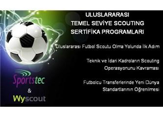 """""""Scouting"""" (Futbolda Yetenek Avcılığı) nedir? Avrupa'da genç yetenekler nasıl keşfediliyor?"""