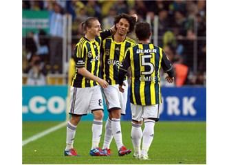 Açılış Fenerbahçe'den! Fenerbahçe 2-0 Trabzonspor