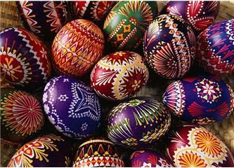 Paskalya yumurtası sadece bir yumurta değildir.