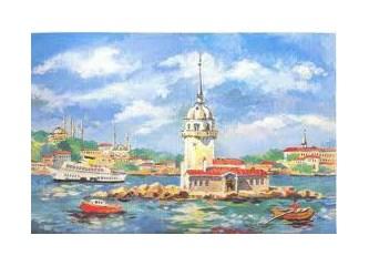 İstanbul'un yedi tepesi neresi