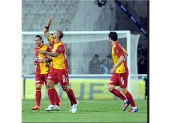 "İnönü'de ""süper kazanç""... Beşiktaş-Galatasaray: 0-2"