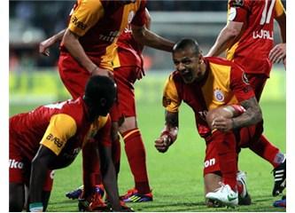 Buyurun, Süper Final! Beşiktaş 0-2 Galatasaray
