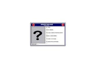 Sürücü belgesi almada yeni yöntem geliyor.